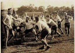 Photo Rugby  Match Au Stade Jean Bouin Année 1930 - Sport