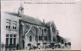 Bastogne Chapelle Des Soeurs De Notre Dame Vue De La Cour - Bastogne