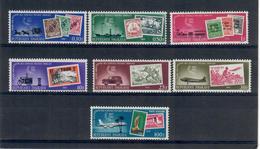 TOGO 1963 - 65° FRANCOBOLLI IN TOGO - SERIE COMPLETA COMPRESA POSTA AEREA  - MNH** - Togo (1960-...)