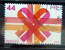2009 Netherlands Card Week Used/gebruikt/oblitere - Periode 1980-... (Beatrix)