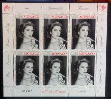 Monaco 2007 Unif.2609 Minisheet **/MNH VF - Blokken