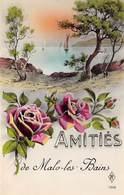 59-MALO-LES-BAINS- AMITIES - Malo Les Bains