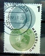 2017 Netherlands Stampday Used/gebruikt/oblitere - Oblitérés