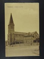 Châtelineau L'Eglise Et La Cure - Châtelet