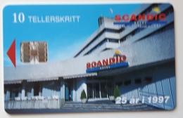 Norway P 15 Scandic Hotel Trondheim, Unused - Norway