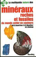 Minéraux Roches Et Fossiles Bordas - Otros