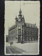 CPSM Morlanwelz Hôtel De Ville - Morlanwelz