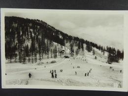 Val D'Isère Vue Vers Le Petit Téléski - Sports D'hiver