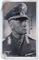 AK Propaganda Wehrmacht Generalfeldmarschall E.Rommel - Personnages