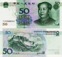 CHINA, P.R.        50 Yuan        P-906       2005       UNC - Cina