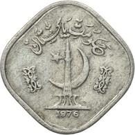 Monnaie, Pakistan, 5 Paisa, 1976, TTB, Aluminium, KM:35 - Pakistan