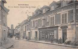 SUCY En BRIE  -  Rue Du Moutier  - Grande Rue Du Village ( Animée , Commerces ) - Sucy En Brie