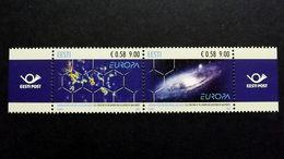 Estland 637/8 **/mnh, EUROPA/CEPT 2009, Astronomie - Estonia