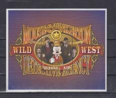 GUYANA 1996 - Disney Detectives - Mi B511 - Stripsverhalen