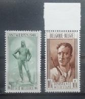 BELGIE  1948   Nr. 785 - 786      Postfris **   CW  75,00 - Belgique