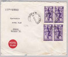Brief In Die Schweiz (br4985) - 6. 1946-.. Republic