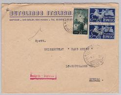 Brief In Die Schweiz (br4987) - 6. 1946-.. Repubblica