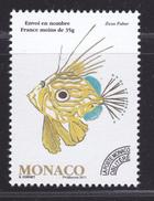 MONACO PREOBLITERES N° 115 ** MNH Neufs Sans Charnière, TB (D7545) Faune Marine, Poisson, Saint Pierre - Precancels