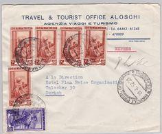 Brief In Die Schweiz (br5005) - 6. 1946-.. Republic
