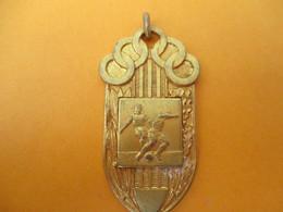 Médaille De Sport/Foot  /Vers 1960-70   SPO321 - Soccer