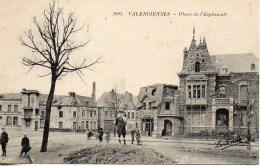 59 VALENCIENNES  Place De L'Esplanade - Valenciennes
