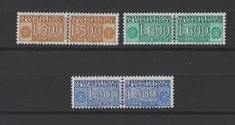 ITALIE. YT  Timbres Colis Postaux  106/108  Neuf **  1984 - 1946-.. République