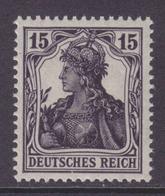 DR MiNr. 101b ** Gepr. - Unused Stamps