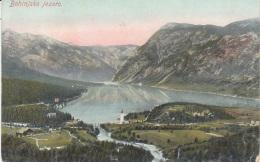 Cartolina Slovenia 1910 Bohinjsko Jezero - Slovenia