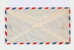 Sur Enveloppe Liaison Philatélique 3 Timbres Terres Australes Oblitérés Iles St Paul Et Amsterdam 1958. (631) - Terres Australes Et Antarctiques Françaises (TAAF)