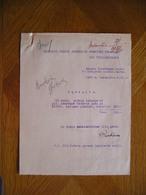 LITHUANIA Bill Uz Arkli Andrius Pazera Garliava,kleb.tarnas Antanas Puodzius Vilijampole Kaunas 1929 - Invoices & Commercial Documents