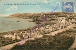 22. SAINT QUAY PORTRIEUX .  Vue Générale De La Plage . - France