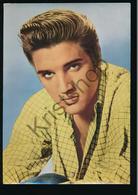 Riesen Karte: 21*14.7cm - Elvis Presley (014) - Sänger Und Musikanten