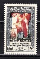 FRANCE 1951 - Y.T. N° 904 - NEUF** /1 - Unused Stamps