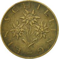Monnaie, Autriche, Schilling, 1974, TB+, Aluminum-Bronze, KM:2886 - Autriche