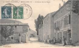 26 - DROME / 261263 - Mollans - Avenue De La Gare - Frankrijk