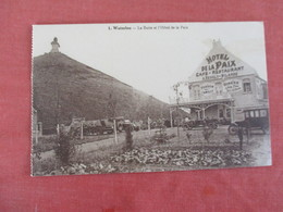 Belgium > Walloon Brabant > Waterloo Hotel De La Paix    Ref 3053 - Waterloo