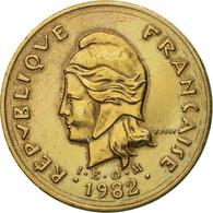 Monnaie, French Polynesia, 100 Francs, 1982, Paris, TTB+, Nickel-Bronze, KM:14 - French Polynesia