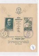"""Philatélie -35741 - Souvenir Philatélique Fête """"Eclaireurs De France"""" 1938 -détails Scan(s) ) - France"""