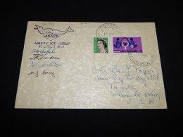 Australia 1962 Mawson Amery Ice Shelf Cover__(L-22861) - Storia Postale
