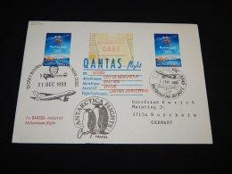 Australia 2000 Melbourne Airport Cover__(L-23341) - Covers & Documents