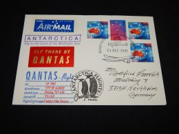 Australia 2001 Land Of Midnight Sun Cover__(L-23339) - Covers & Documents
