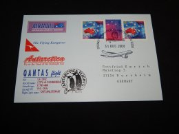 Australia 2004 The Flying Kangaroo Card__(L-23334) - 2000-09 Elizabeth II