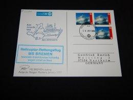 Australia 2009 Helicopter-Rettungsflug MS Bremen Card__(L-23374) - 2000-09 Elizabeth II