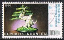 Indonesia SG1968 1990 Plants 1000r Good/fine Used [17/16299/4D] - Indonesia