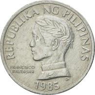 Monnaie, Philippines, 10 Sentimos, 1985, TTB+, Aluminium, KM:240.2 - Philippines