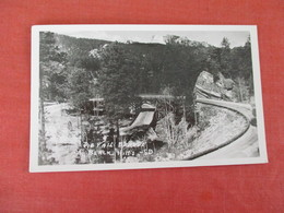 RPPC  Pig Tail Bridge  Black Hills  - South Dakota >  Ref 3053 - Verenigde Staten