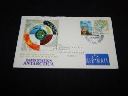 Australian Antarctic Territory 1994 Davis Natural Disaster Cover__(L-23105) - Australisch Antarctisch Territorium (AAT)
