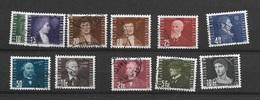 1948 USED Liechtenstein, Airmail - Usati