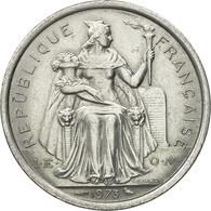 Monnaie, French Polynesia, 2 Francs, 1973, Paris, SUP, Aluminium, KM:10 - French Polynesia