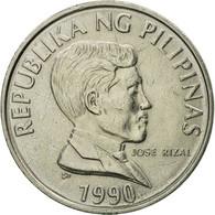 Monnaie, Philippines, Piso, 1990, SPL, Copper-nickel, KM:243.3 - Philippines